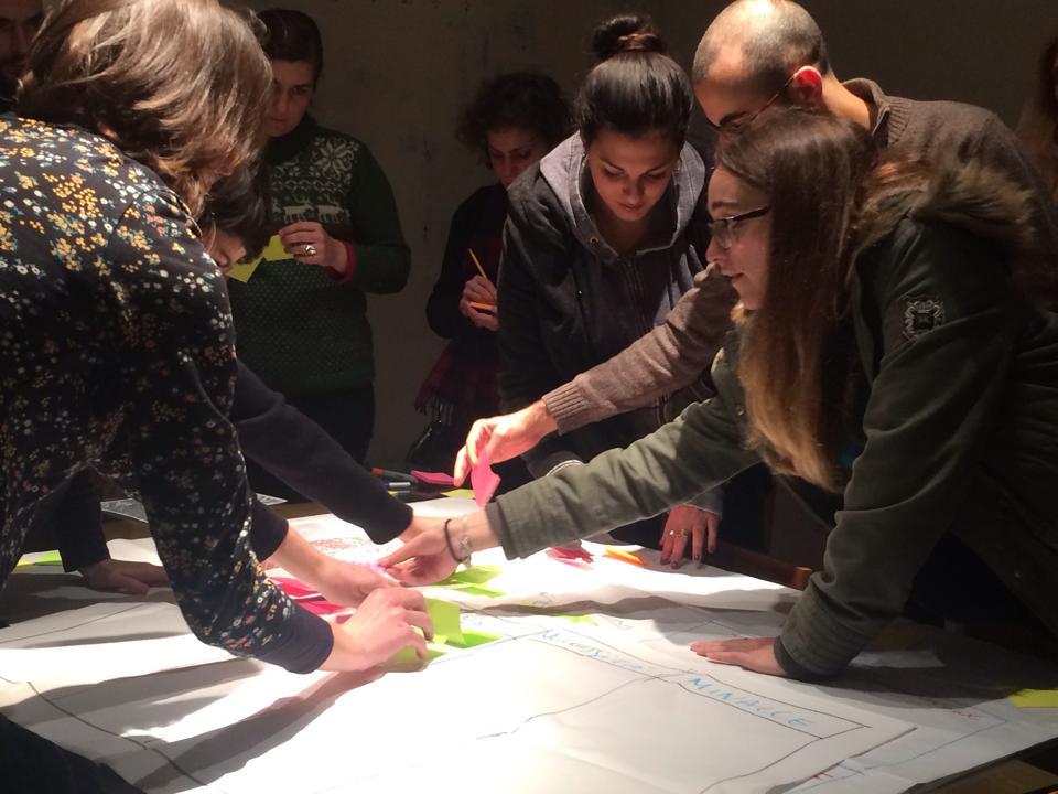 Passeggiata & Workshop#01 – Valle di Follonica