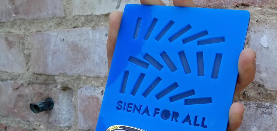 Siena for All. Presentazione finale del progetto